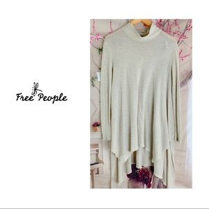 Free People High Neck High Low Tunic Thermal